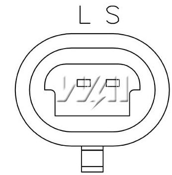 electrical diagram alternator 19020616 voltage regulator crusader   hyster   marine power   mercruiser  voltage regulator crusader   hyster