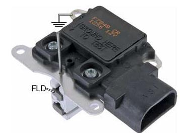 Transpo Voltage Regulator for Ford 2G